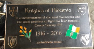 cast bronze foundry dublin ireland plaques